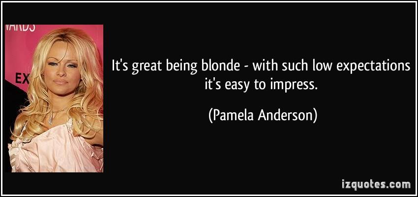 Pamela Anderson's quote #5