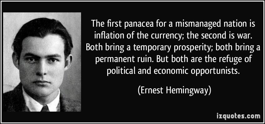 Panacea quote #1
