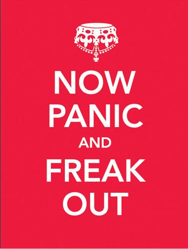 Panic quote #3