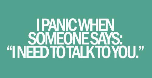 Panic quote #6