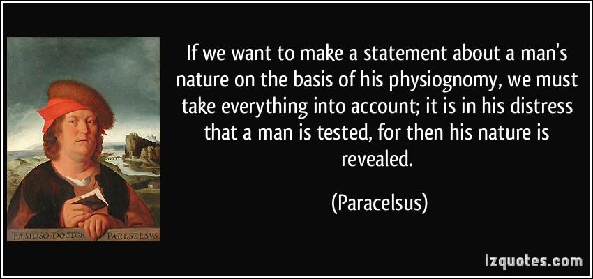 Paracelsus's quote #6