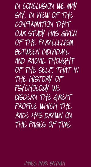 Parallelism quote #1