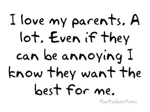 Parents quote #1
