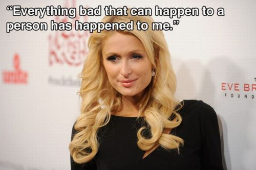 Paris Hilton quote #2