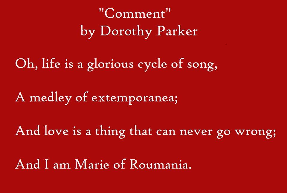 Parker quote #1