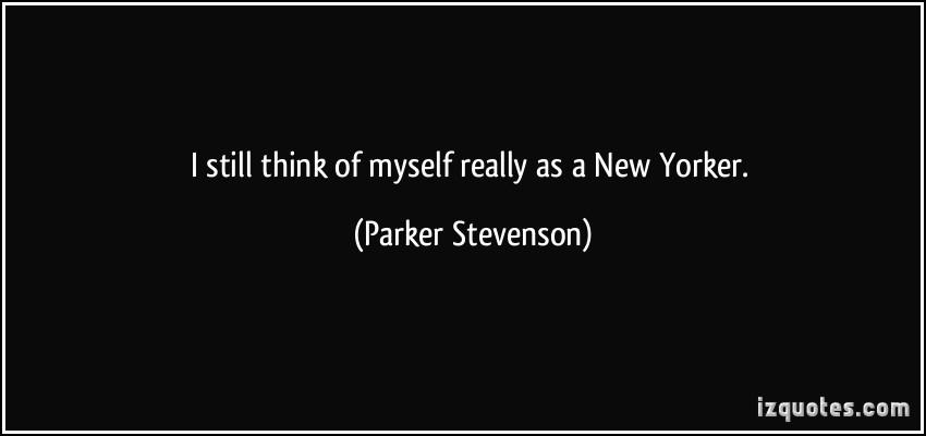 Parker Stevenson's quote #4