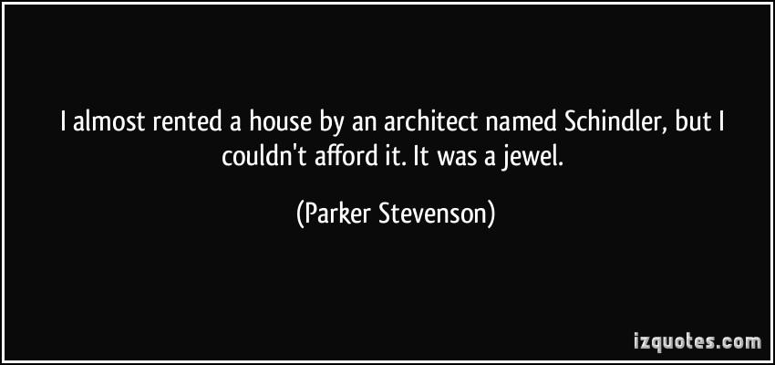 Parker Stevenson's quote #5