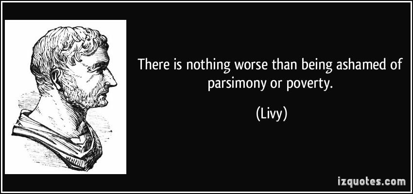 Parsimony quote #2
