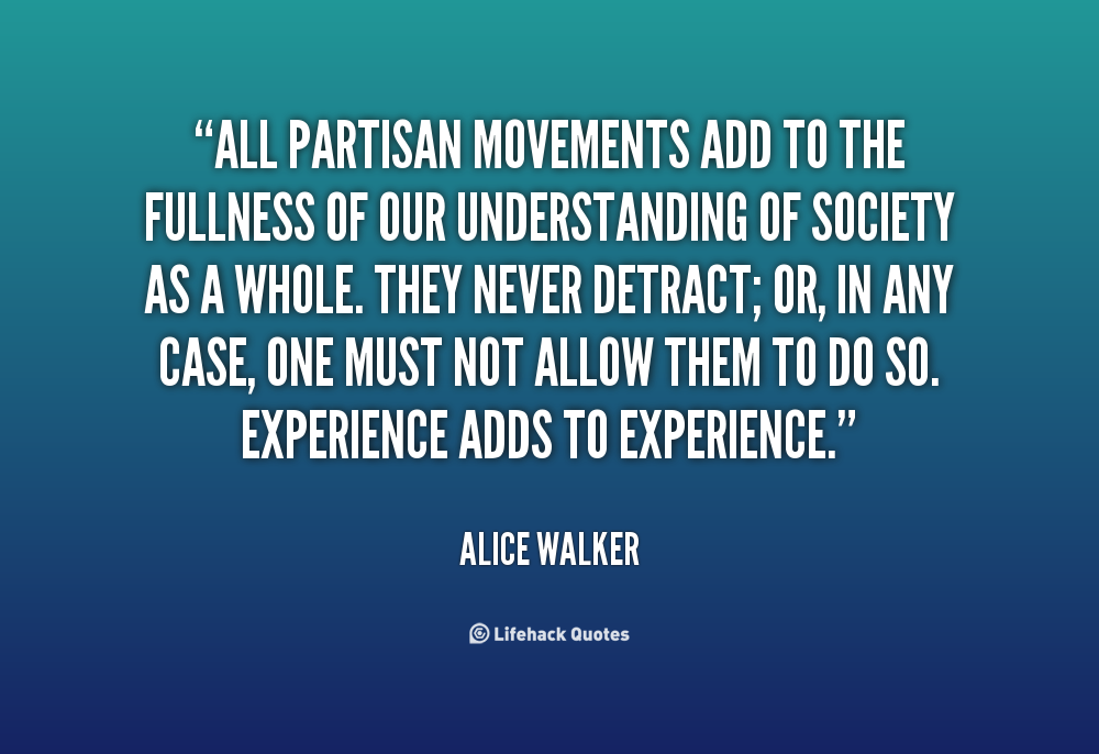 Partisan quote #3