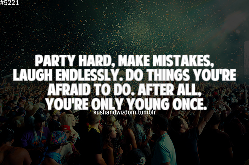 Party quote #2