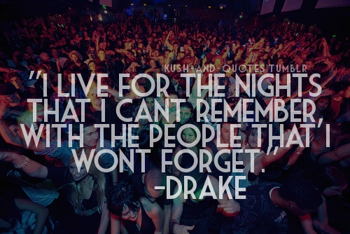 Partying quote #1