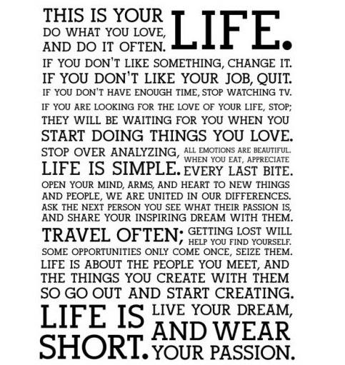 Passion quote #2