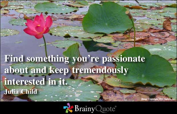 Passionate quote #5