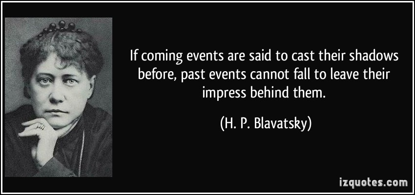 Past Events quote #1