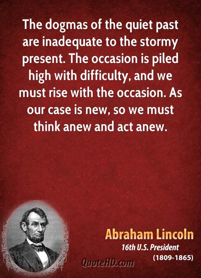 Past History quote #2