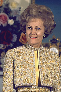 Pat Nixon's quote