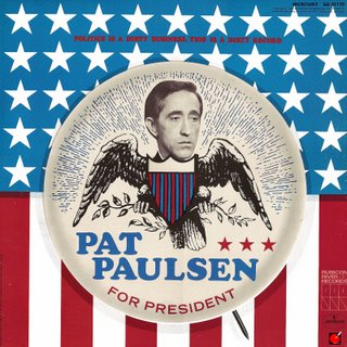 Pat Paulsen's quote #5