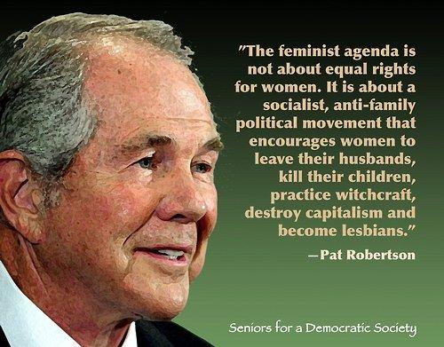 Pat Robertson's quote #4