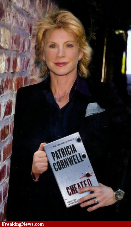 Patricia Cornwell's quote #5