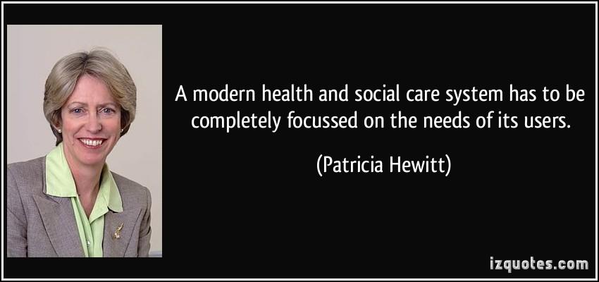 Patricia Hewitt's quote #7