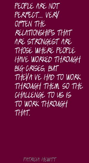 Patricia Hewitt's quote #2