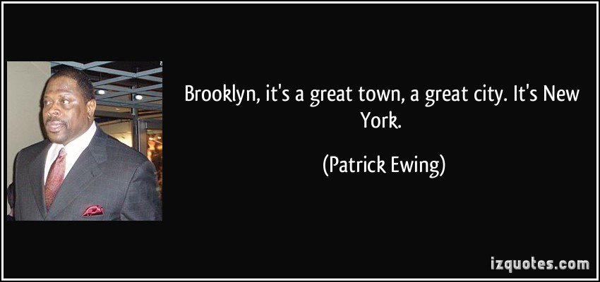 Patrick Ewing's quote #5