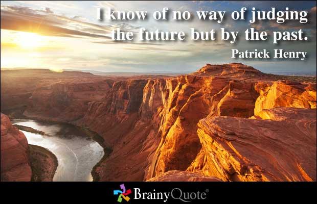 Patrick Henry's quote #4