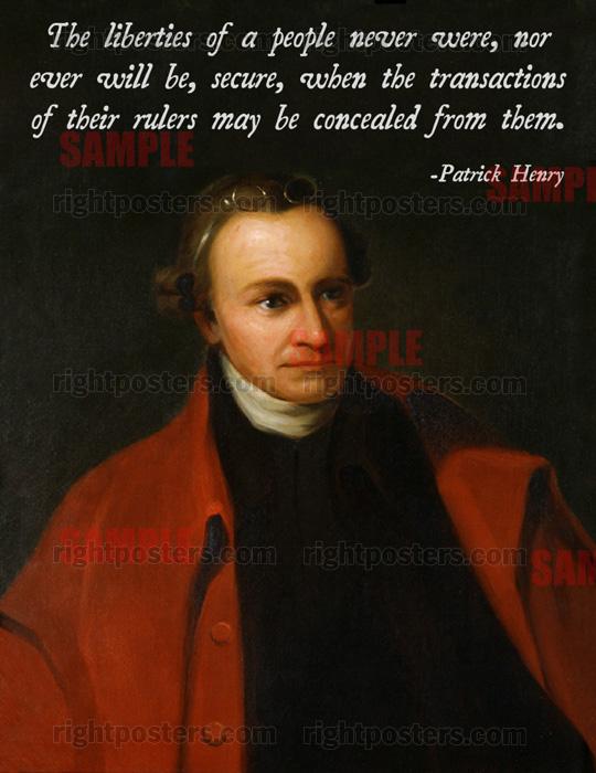 Patrick Henry's quote #3