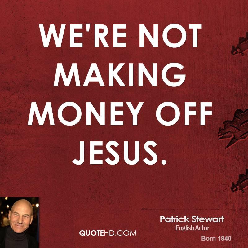 Patrick Stewart's quote #4