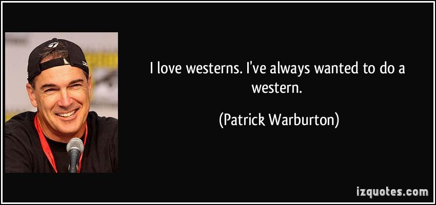 Patrick Warburton's quote