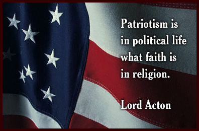 Patriotism quote #1