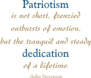 Patriotism quote #4
