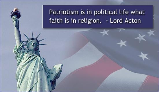 Patriotism quote #6