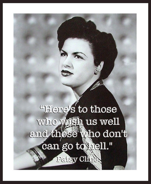 Patsy Cline's quote #1