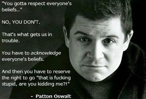 Patton Oswalt's quote #3