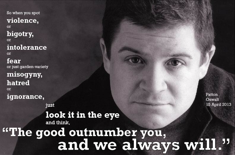 Patton Oswalt's quote #5