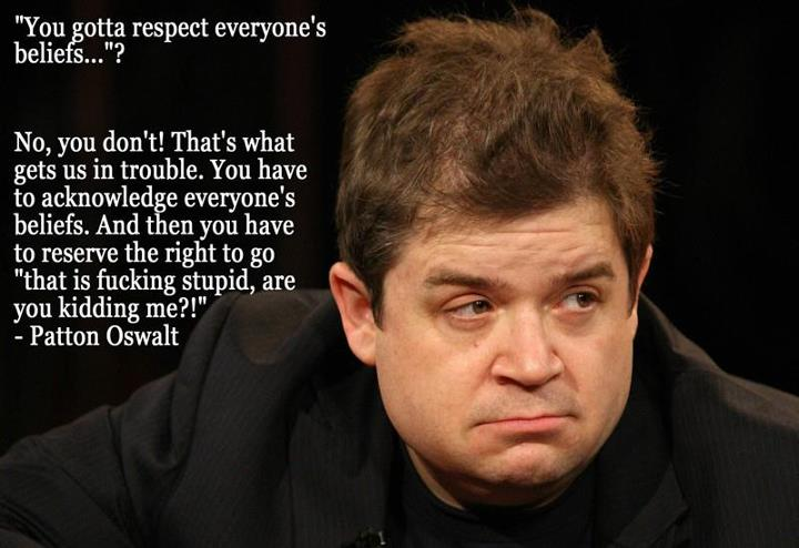 Patton Oswalt's quote #7