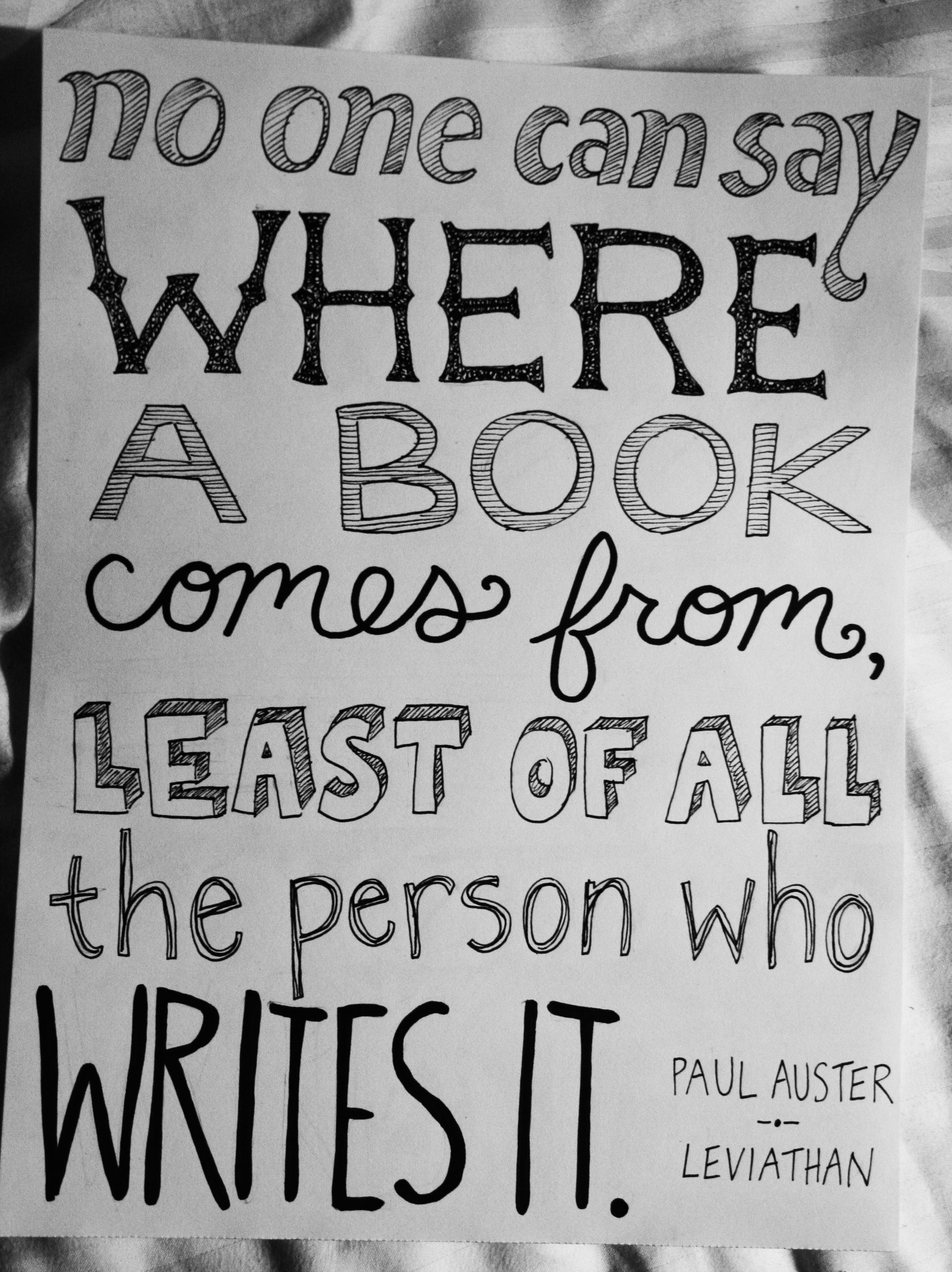 Paul Auster's quote #7