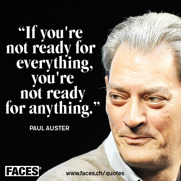 Paul Auster's quote #3