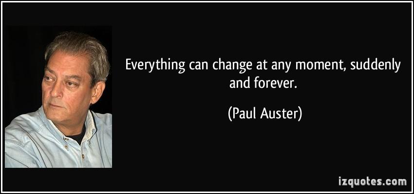 Paul Auster's quote #5