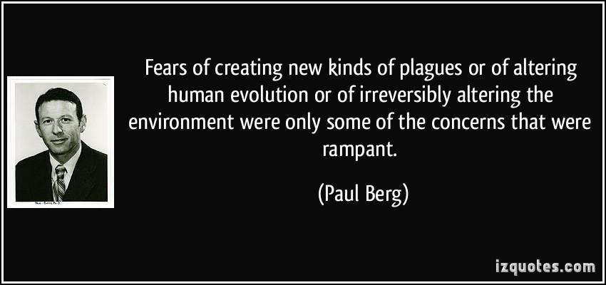 Paul Berg's quote #5