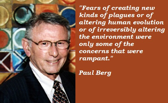 Paul Berg's quote #6