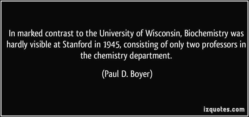 Paul D. Boyer's quote #8