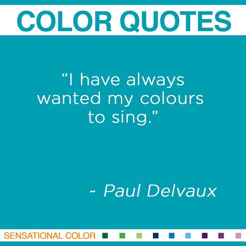 Paul Delvaux's quote #1