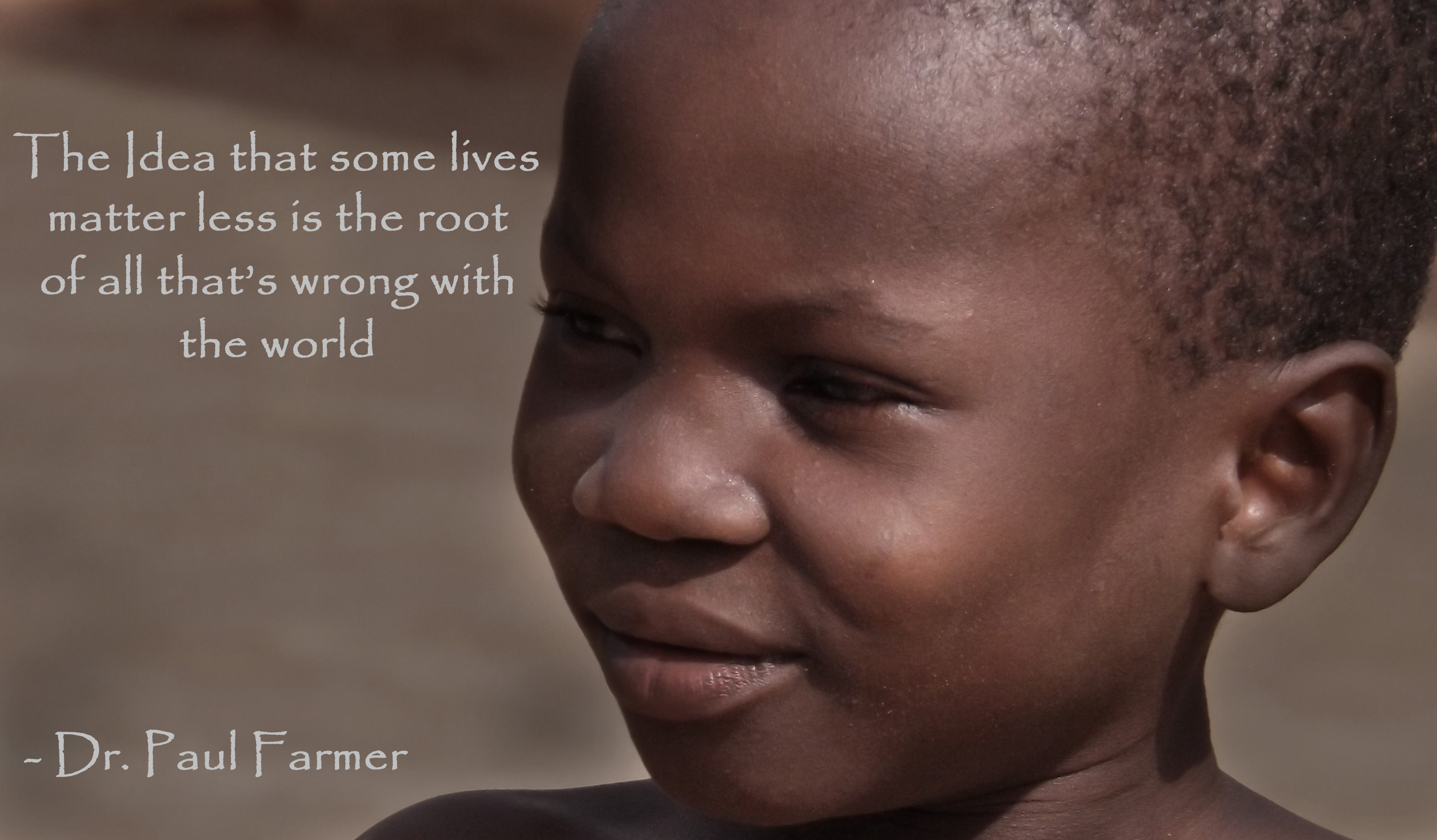 Paul Farmer's quote #6