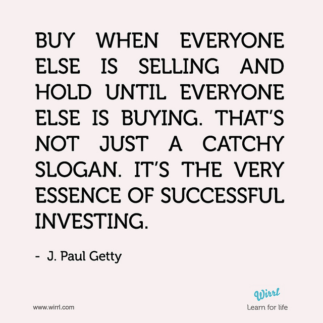 Paul Getty's quote #1