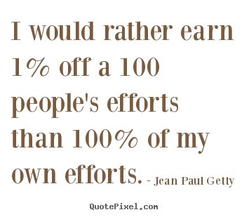 Paul Getty's quote #3
