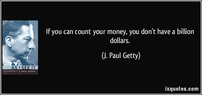 Paul Getty's quote #6