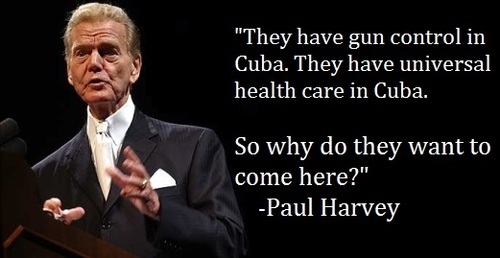 Paul Harvey's quote #4
