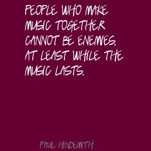Paul Hindemith's quote #2